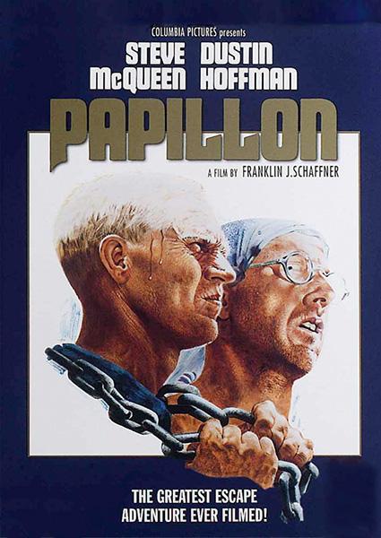 Papillon ? Blue Finch Film Releasing