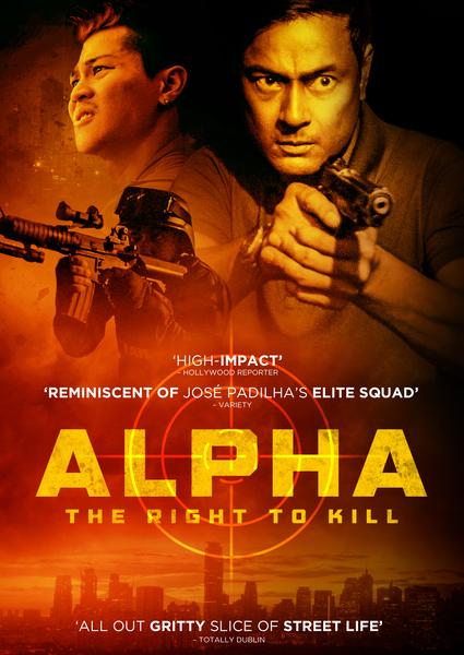 Alpha ? Blue Finch Film Releasing