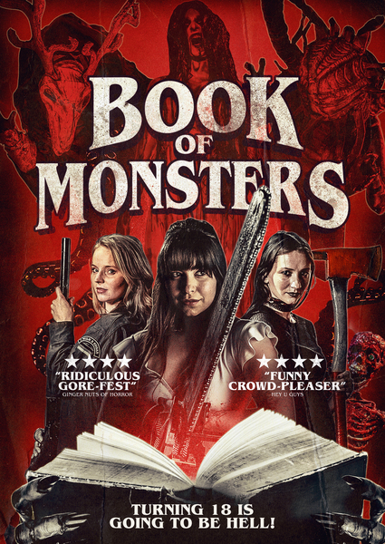 Book Of Monsters ? Blue Finch Film Releasing