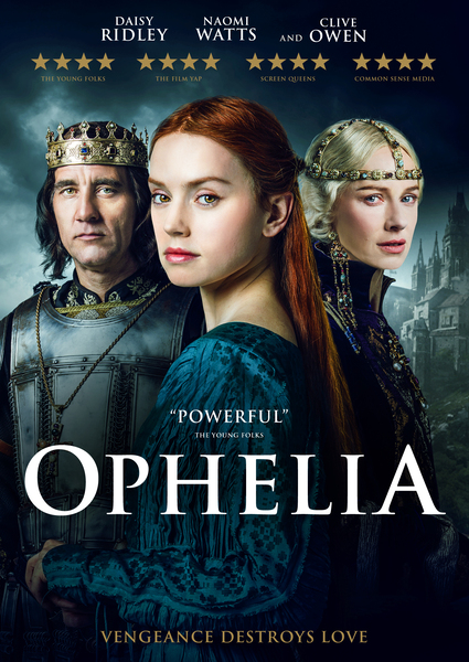 Ophelia ? BlueFinch Film Releasing