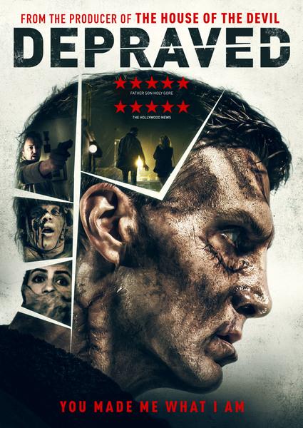 Depraved – BlueFinch Film Releasing