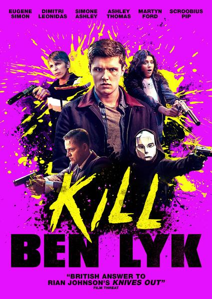 Kill Ben? BlueFinch Film Releasing